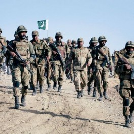 Pakistan army lauded by Foreign experts in war against terrorism